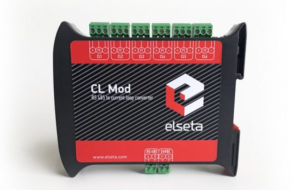 CLMod – RS485 to current loop converter